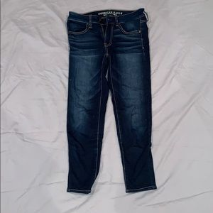 American Eagle 3/4 Jeans